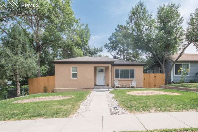 123 N Sheridan Avenue, Colorado Springs, CO 80909 (#5172414) :: The Kibler Group