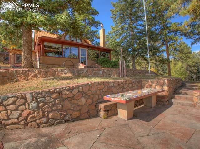 5755 Timpa Road, Cascade, CO 80809 (#5173157) :: The Treasure Davis Team | eXp Realty