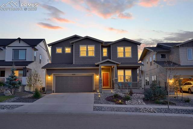 4201 Captain Jack Lane, Colorado Springs, CO 80924 (#5176237) :: The Treasure Davis Team
