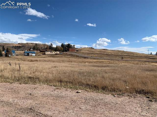 Bennett Avenue, Cripple Creek, CO 80813 (#5176685) :: Tommy Daly Home Team