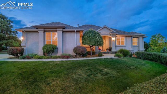 2222 Collegiate Drive, Colorado Springs, CO 80918 (#5179478) :: The Peak Properties Group