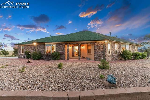 30905 Ridge Road, Ramah, CO 80832 (#5180576) :: CC Signature Group