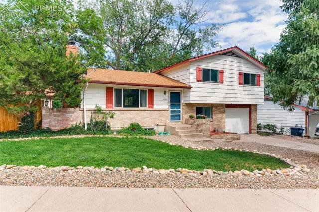 1423 Kingsley Drive, Colorado Springs, CO 80909 (#5180915) :: Jason Daniels & Associates at RE/MAX Millennium