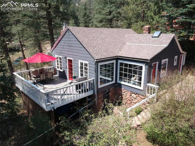 8250 Emporia Avenue, Cascade, CO 80809 (#5182490) :: Jason Daniels & Associates at RE/MAX Millennium