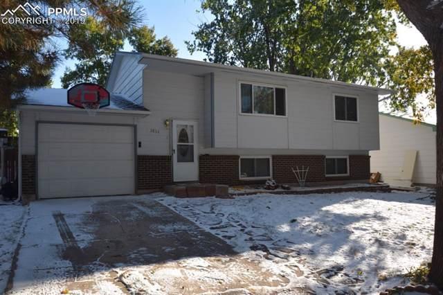 3834 N Vaquero Circle, Colorado Springs, CO 80918 (#5182840) :: Tommy Daly Home Team