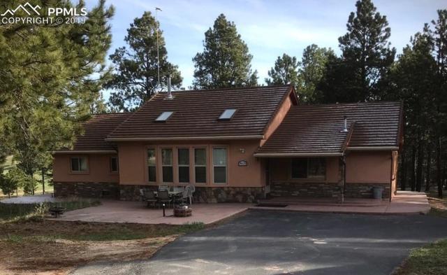 9970 Hodgen Road, Colorado Springs, CO 80908 (#5183350) :: The Hunstiger Team