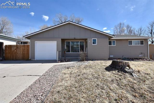 257 Sherri Drive, Colorado Springs, CO 80911 (#5183883) :: Relevate Homes | Colorado Springs