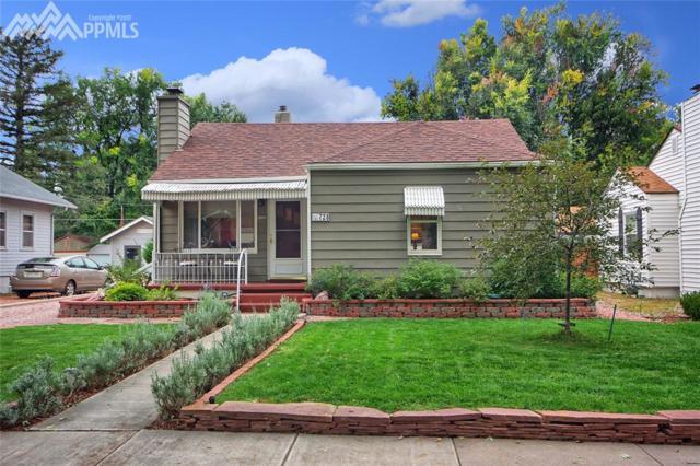 728 N Cedar Street, Colorado Springs, CO 80903 (#5185908) :: 8z Real Estate