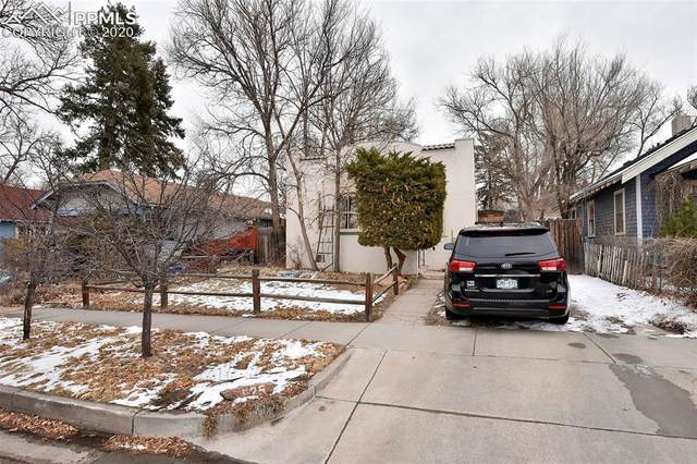 525 S Cedar Street, Colorado Springs, CO 80903 (#5186314) :: The Dixon Group