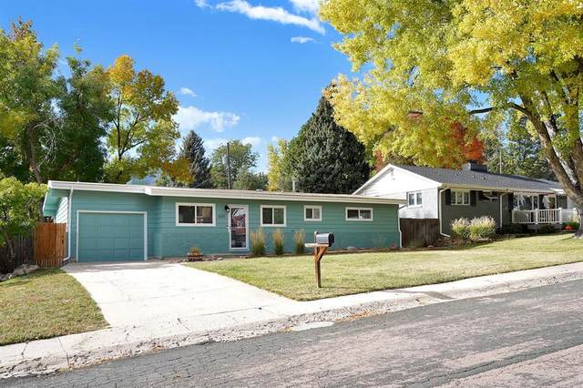 1005 Vega Drive, Colorado Springs, CO 80905 (#5187463) :: The Gold Medal Team with RE/MAX Properties, Inc
