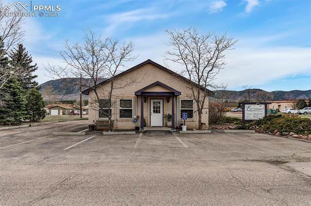 283 N Washington Street, Monument, CO 80132 (#5188610) :: The Artisan Group at Keller Williams Premier Realty