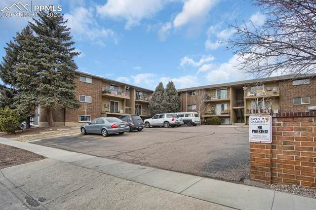 3010 E Bijou Street 1A, Colorado Springs, CO 80909 (#5189320) :: The Hunstiger Team