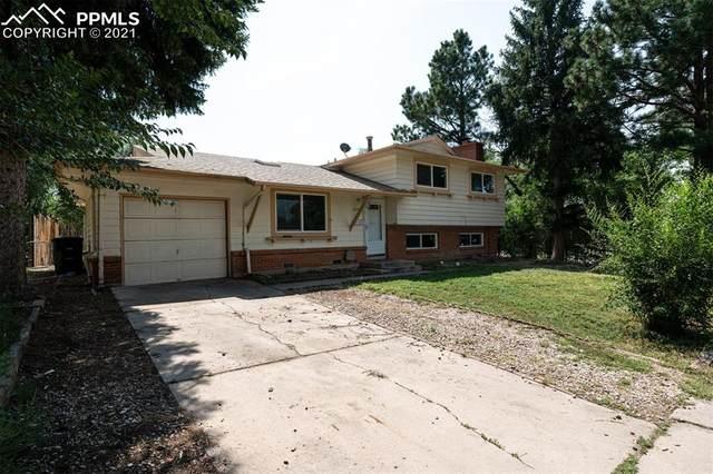 1163 Rainier Drive, Colorado Springs, CO 80910 (#5189444) :: Tommy Daly Home Team