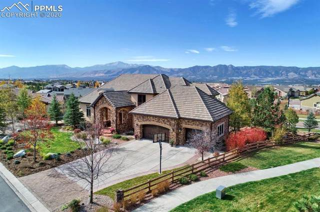 2205 Rainbows End Point, Colorado Springs, CO 80921 (#5190539) :: Fisk Team, RE/MAX Properties, Inc.
