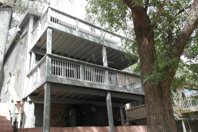 358 Ruxton Avenue 1-3, Manitou Springs, CO 80829 (#5191286) :: Jason Daniels & Associates at RE/MAX Millennium