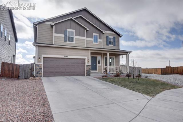 6646 Alliance Loop, Colorado Springs, CO 80925 (#5192982) :: The Hunstiger Team