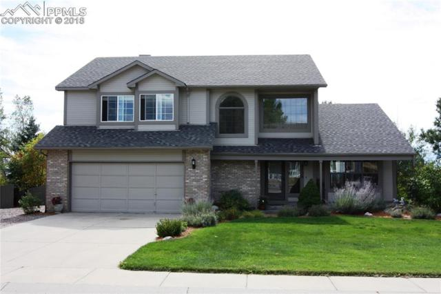 8720 Aragon Drive, Colorado Springs, CO 80920 (#5195691) :: The Kibler Group