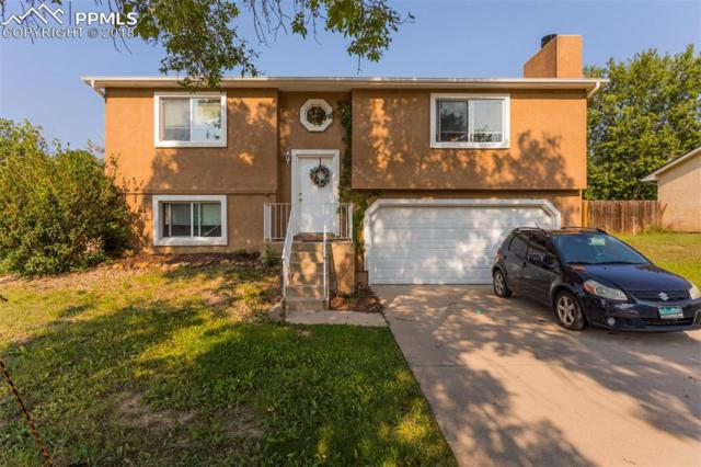 2050 Heathercrest Drive, Colorado Springs, CO 80915 (#5197320) :: Harling Real Estate