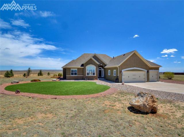 6969 Otoole Drive, Calhan, CO 80808 (#5197448) :: 8z Real Estate