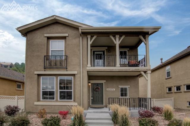 5571 Sunrise Mesa Drive, Colorado Springs, CO 80924 (#5197524) :: Jason Daniels & Associates at RE/MAX Millennium