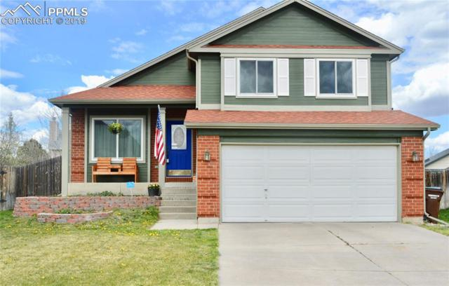 1412 Coolcrest Drive, Colorado Springs, CO 80906 (#5199167) :: The Hunstiger Team
