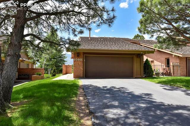 1090 Hill Circle, Colorado Springs, CO 80904 (#5200238) :: Tommy Daly Home Team