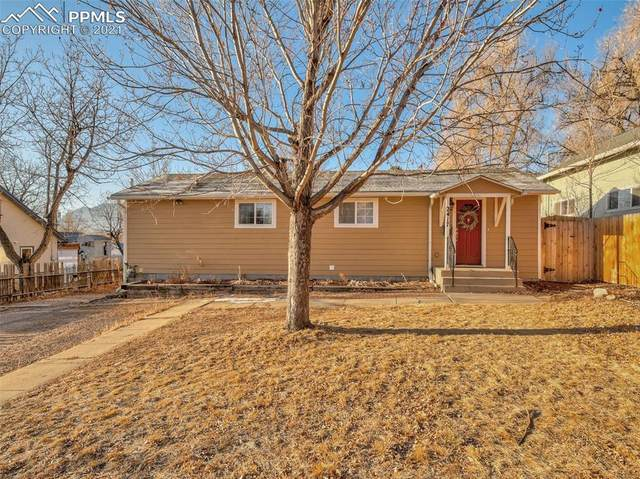2417 W Platte Avenue, Colorado Springs, CO 80904 (#5200364) :: HomeSmart