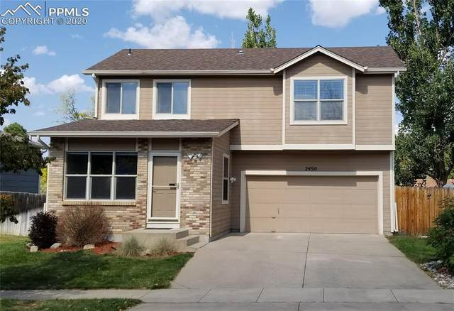 2490 Lyncrest Drive, Colorado Springs, CO 80918 (#5206528) :: Finch & Gable Real Estate Co.