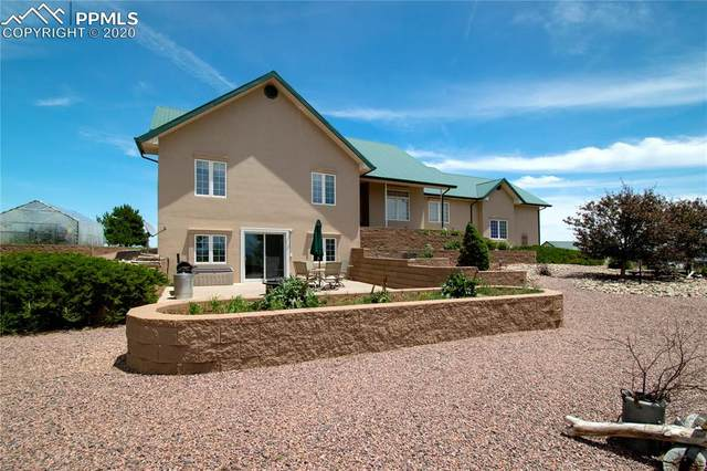 22970 Murphy Road, Calhan, CO 80808 (#5207387) :: The Harling Team @ Homesmart Realty Group