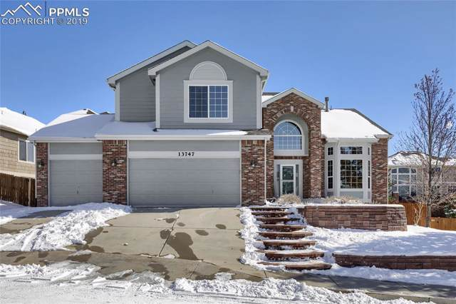 13747 Narrowleaf Drive, Colorado Springs, CO 80921 (#5210059) :: Venterra Real Estate LLC