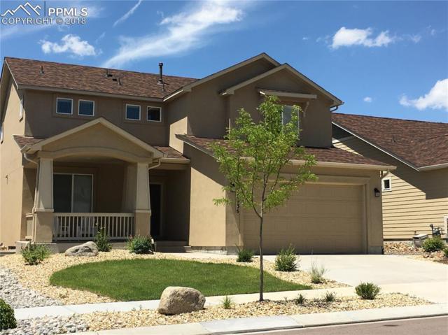 10936 Echo Canyon Drive, Colorado Springs, CO 80908 (#5211817) :: Harling Real Estate