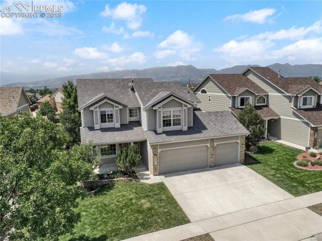 2850 Dristol Drive, Colorado Springs, CO 80920 (#5214137) :: The Treasure Davis Team