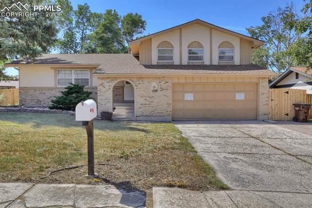 2850 Villa Loma Drive, Colorado Springs, CO 80917 (#5219169) :: The Kibler Group