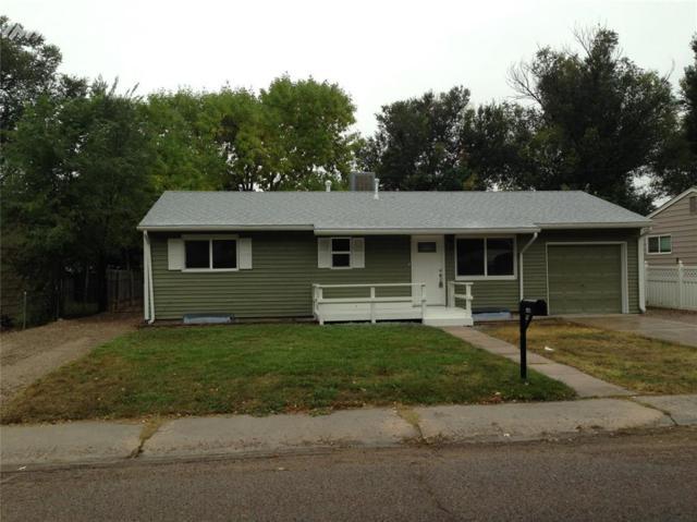 22 Hayes Drive, Colorado Springs, CO 80911 (#5221635) :: 8z Real Estate