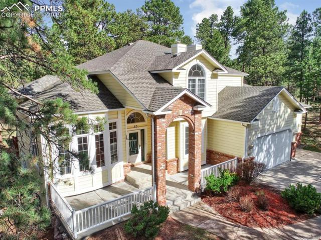 50 Long Bow Circle, Monument, CO 80132 (#5221712) :: Action Team Realty