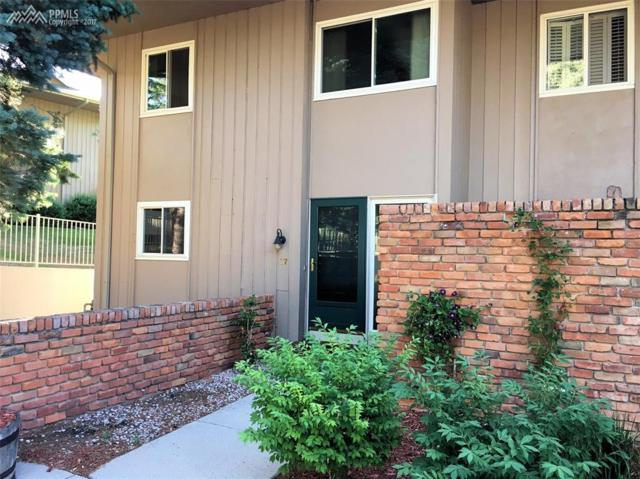 5202 Kissing Camels Drive C7, Colorado Springs, CO 80904 (#5224124) :: Action Team Realty
