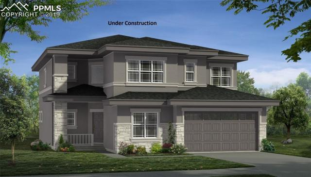 1057 Barbaro Terrace, Colorado Springs, CO 80921 (#5224257) :: Venterra Real Estate LLC
