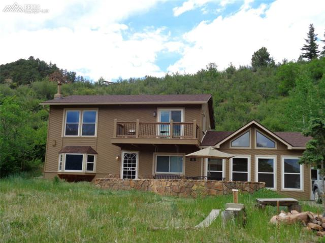 10660 W Highway 24 Highway, Green Mountain Falls, CO 80819 (#5224940) :: The Treasure Davis Team