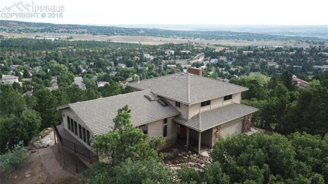 980 Point Of The Pines Drive, Colorado Springs, CO 80919 (#5225207) :: Jason Daniels & Associates at RE/MAX Millennium