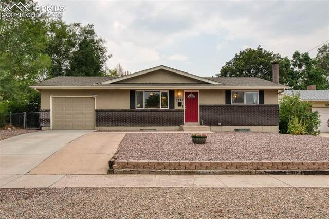 3627 Brentwood Terrace, Colorado Springs, CO 80910 (#5225767) :: Action Team Realty