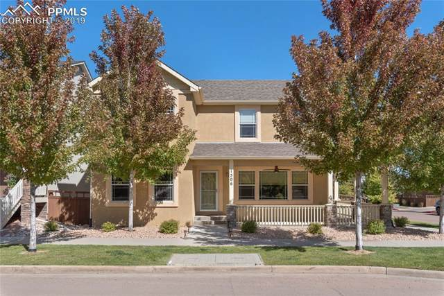 1506 Gold Hill Mesa Drive, Colorado Springs, CO 80905 (#5227494) :: The Hunstiger Team