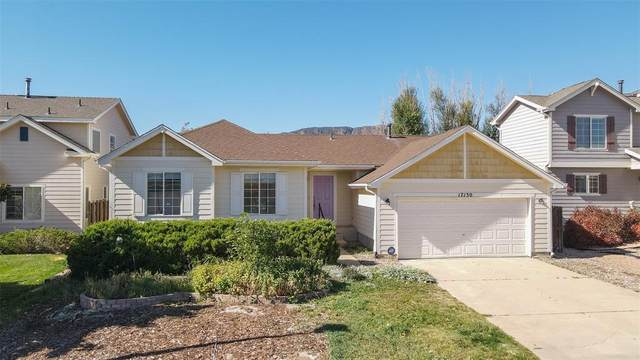17130 Snowwood Drive, Monument, CO 80132 (#5228657) :: You 1st Realty