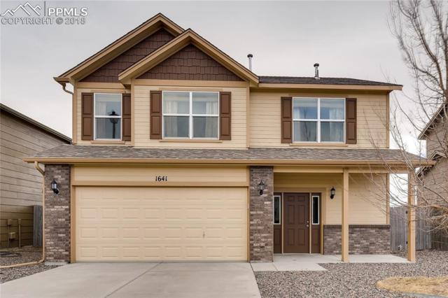 1641 Silver Meadow Circle, Colorado Springs, CO 80951 (#5229581) :: The Daniels Team