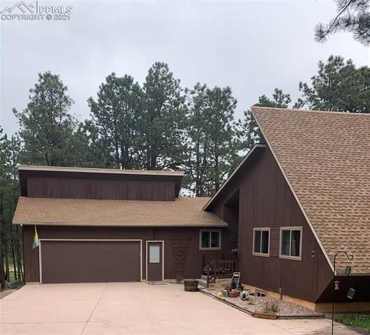 12175 Greentree Lane, Colorado Springs, CO 80908 (#5230581) :: Fisk Team, RE/MAX Properties, Inc.