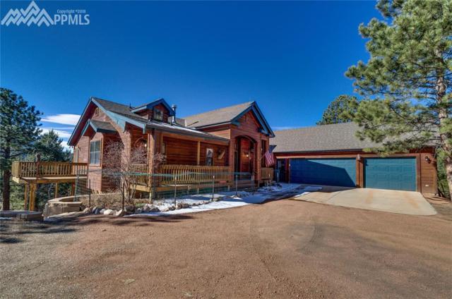 280 Douglas Fir Drive, Woodland Park, CO 80863 (#5231114) :: The Peak Properties Group