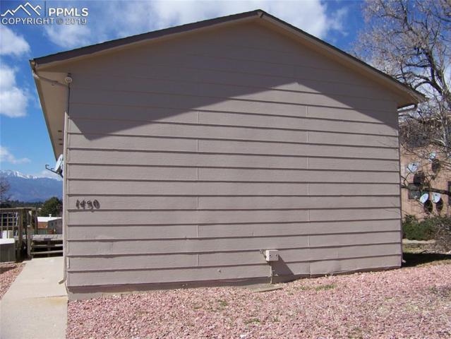 1450 Hathaway Drive B, Colorado Springs, CO 80915 (#5232066) :: The Kibler Group