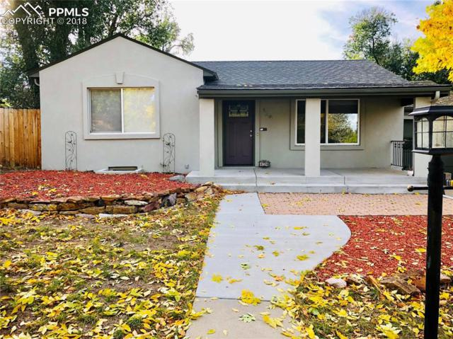 124 N Sheridan Avenue, Colorado Springs, CO 80909 (#5234425) :: Colorado Home Finder Realty