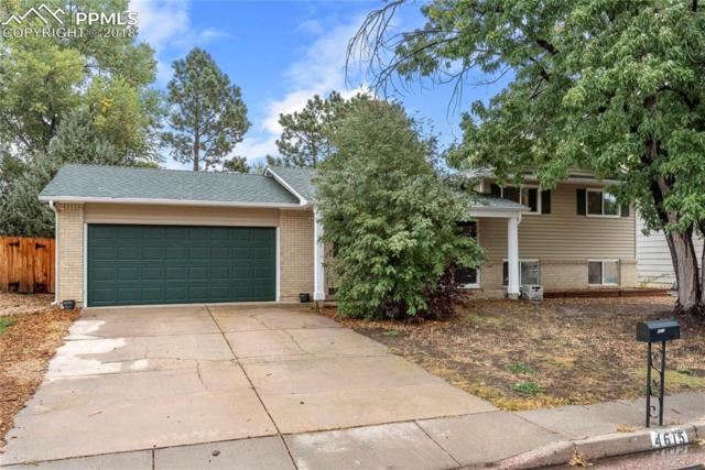 4615 Bella Drive, Colorado Springs, CO 80918 (#5235376) :: The Treasure Davis Team