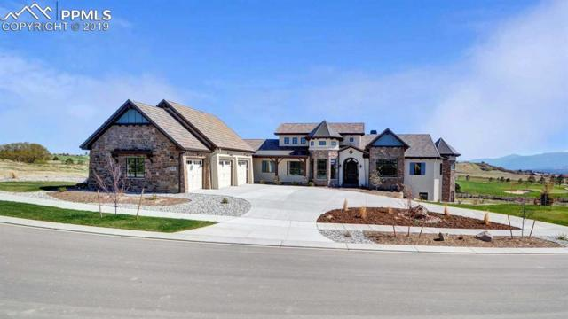 1797 Redbank Drive, Colorado Springs, CO 80921 (#5235575) :: The Hunstiger Team