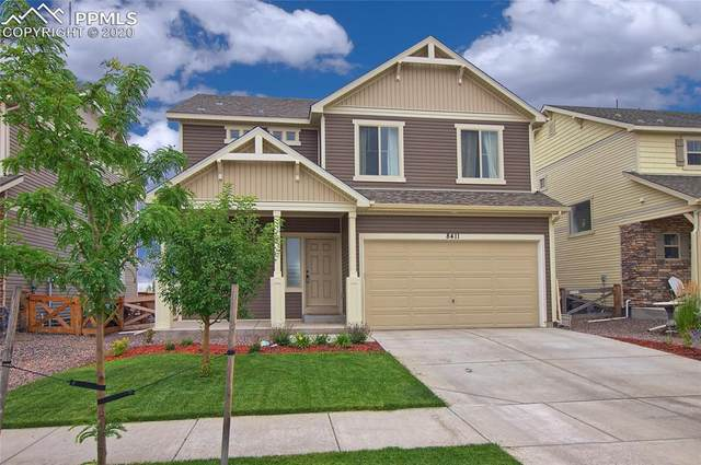 8411 Longleaf Lane, Colorado Springs, CO 80927 (#5240716) :: Tommy Daly Home Team